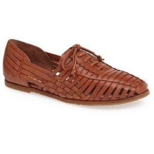 Sam Edelman   Avianna Huarache Slip On Loafers